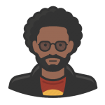 afro-african-man-glasses-512
